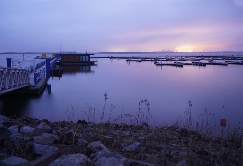 Der Bärwalder See
