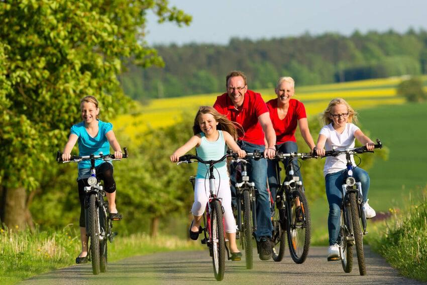 Fahrrad ausleihen in der Lausitz